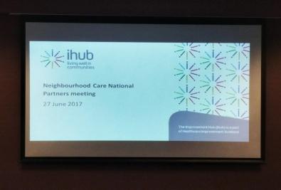 Neighbourhood Care national partners meeting