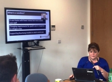 Catherine Agnew presentation